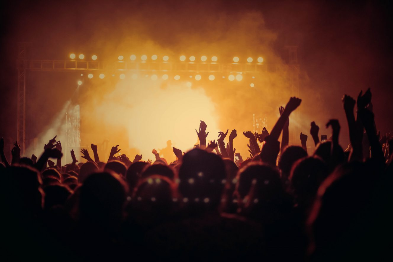 concerts at the PNE 2018