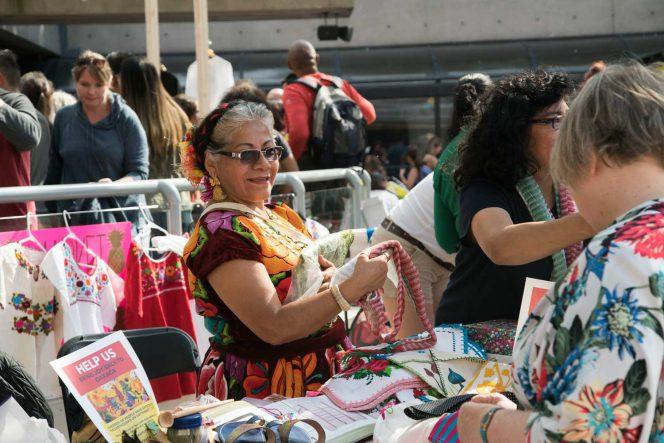 Market Mexico Vancouver