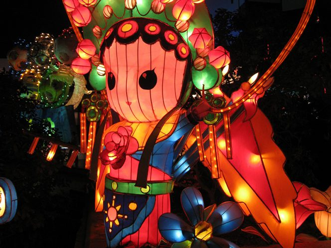Win A Stay In Vancouver And See The Chinese Lantern Festival