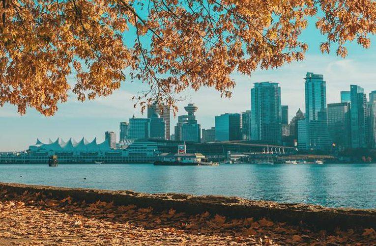 autumn essentials Vancouver