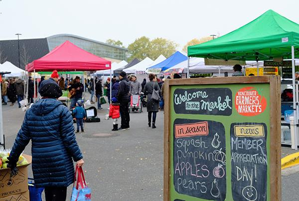 winter farmers markets vancouver