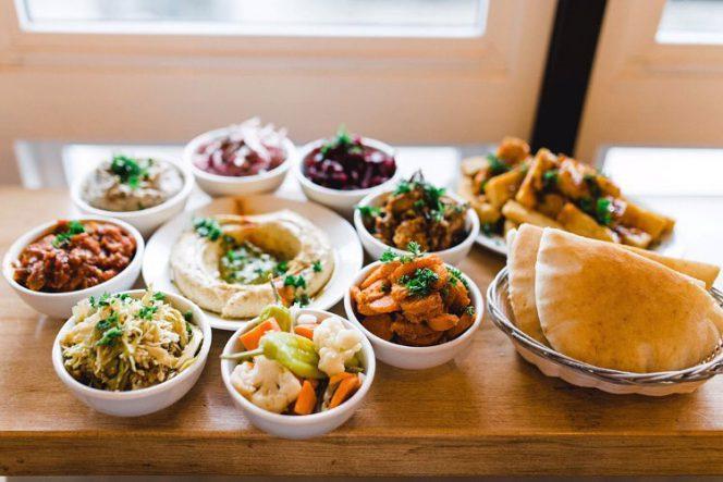 vegan Vancouver comfort food