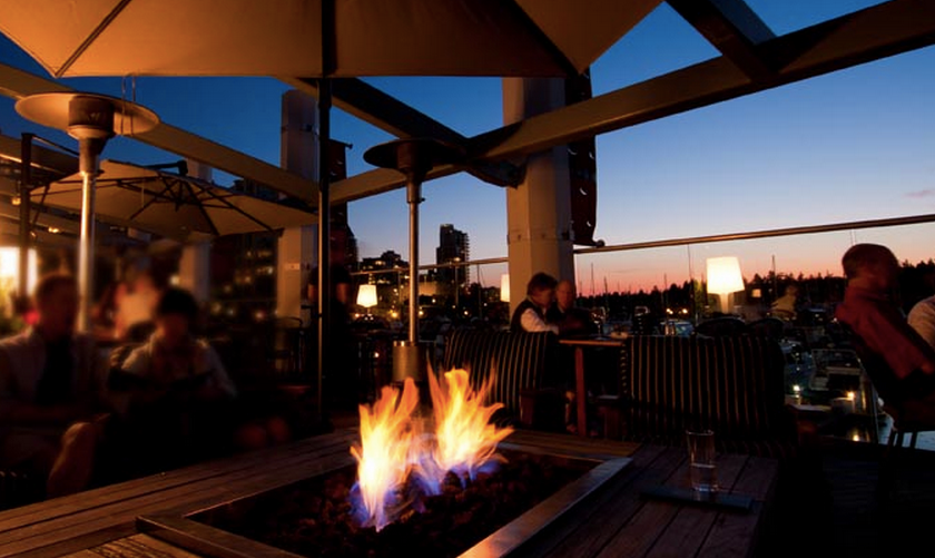 Vancouver covered patio