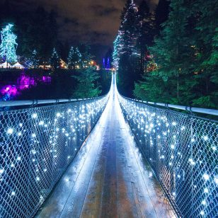 canyon lights 2018 vancouver