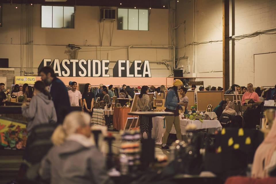 eastside flea holiday market