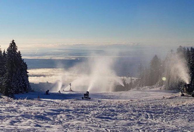 grouse mountain ski season 2019