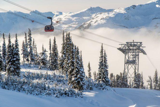 whistler winter 2019