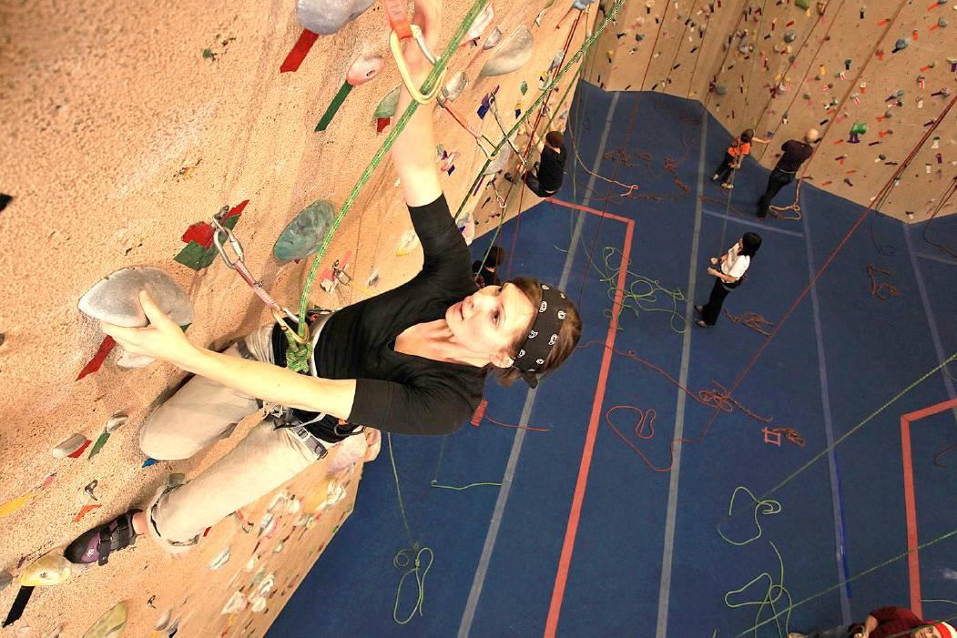 indoor rock climbing Vancouver