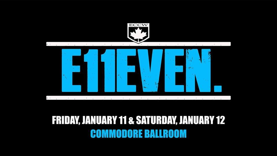 ECCW Vancouver 2019