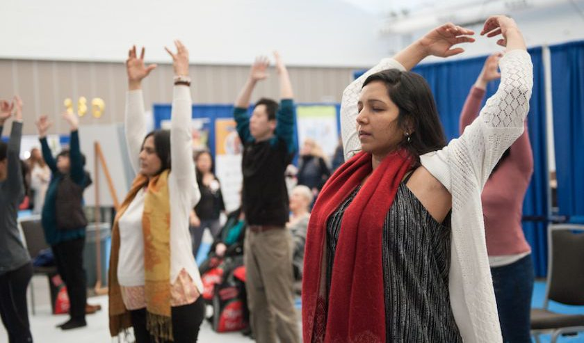 wellness show Vancouver