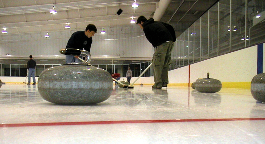curling in vancouver