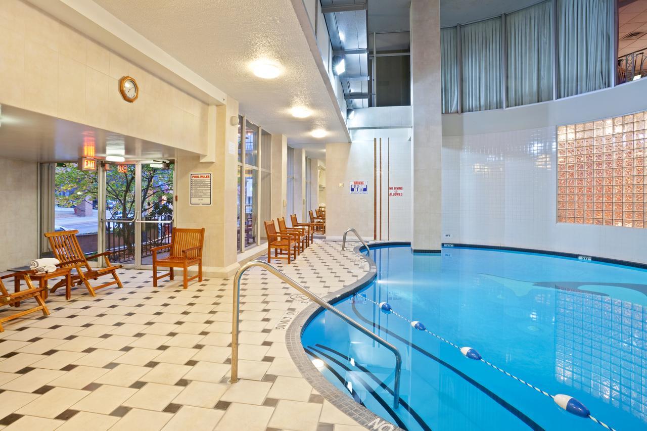indoor pool Vancouver