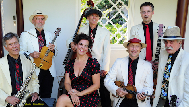 Celebrate April in Vancouver with Paris-style Gypsy jazz