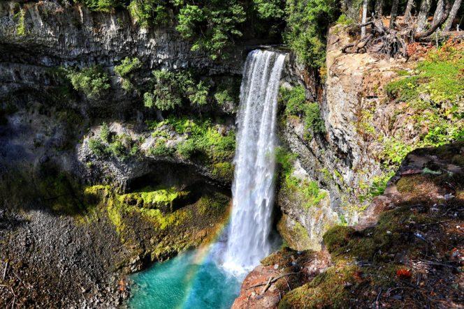 Brandywine Falls near Whistler, BC