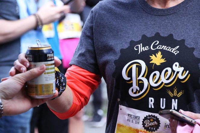 Canada Beer Run Vancouver