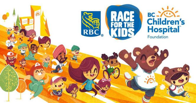 charity race Vancouver