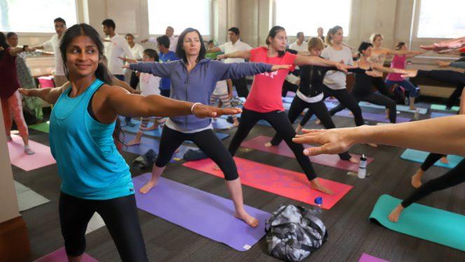 yoga expo Vancouver