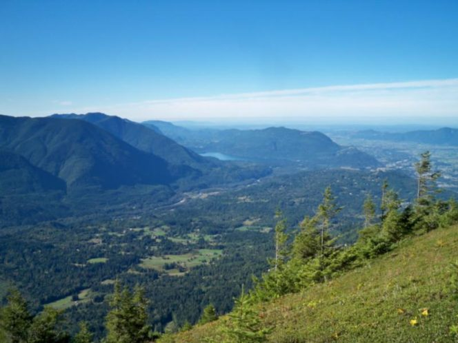 Elk Mountain in Chilliwack, BC