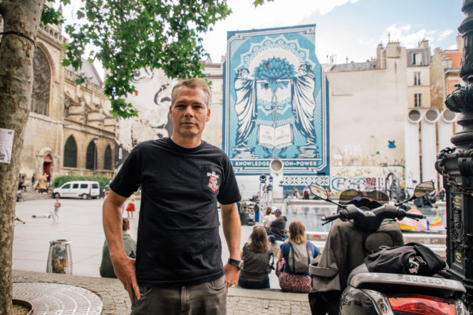 See Shepherd Fairey's Earth Justice mural beginning August 7 - Inside Vancouver Blog