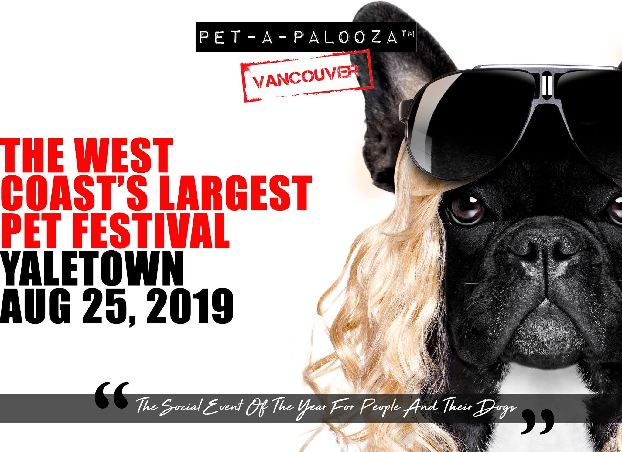 pet-a-palooza vancouver 2019
