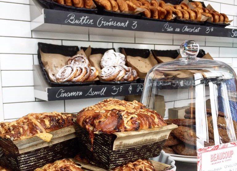 Vancouver bakery cafe