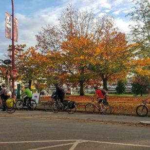 Fall Bike to Work Week in Vancouver