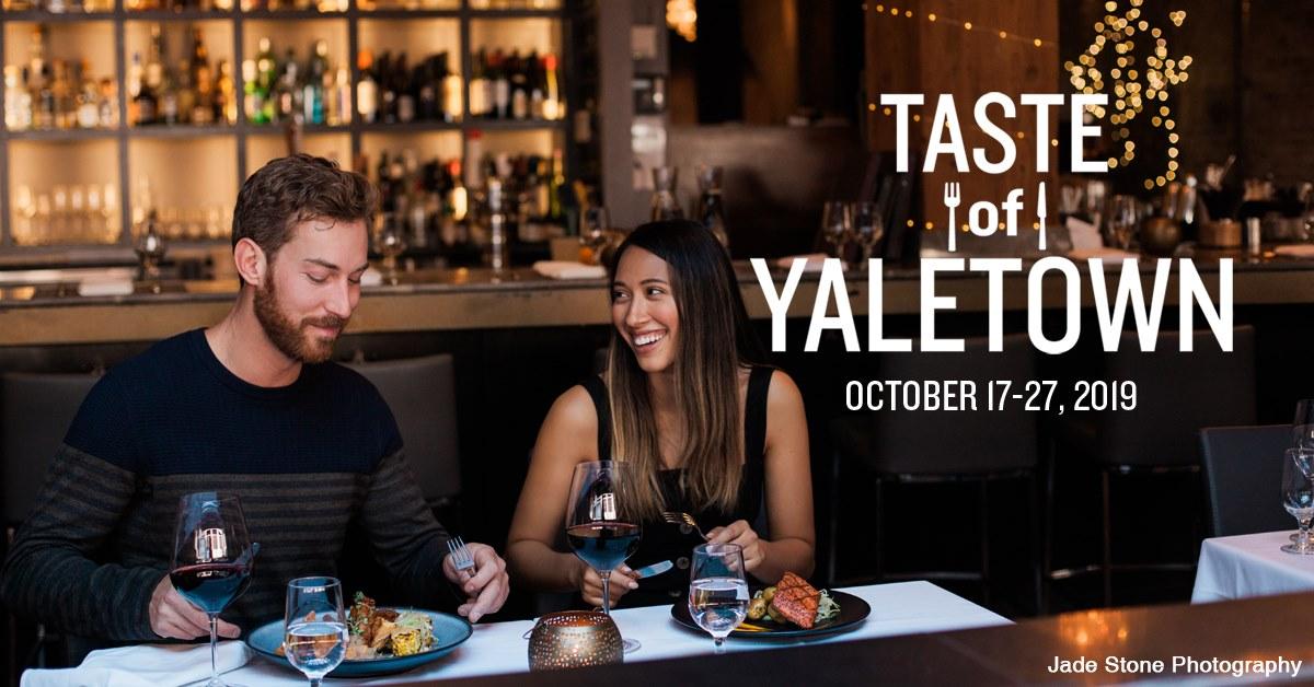 taste of yaletown 2019