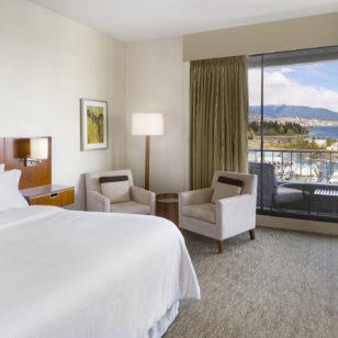Hotel room,