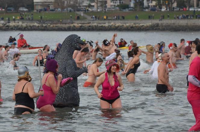 Vancouver Polar Bear Swim