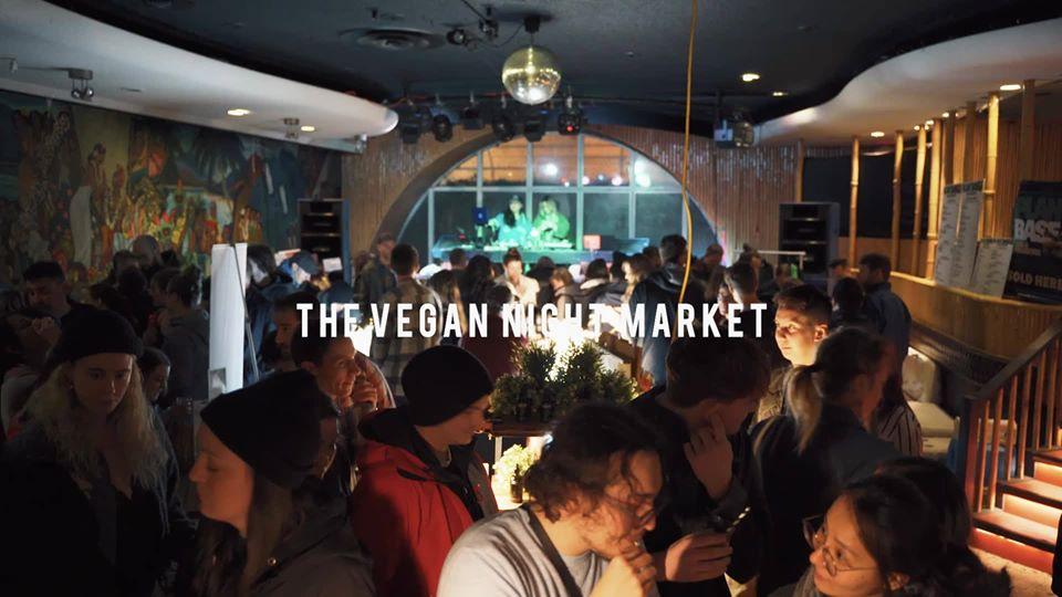Vegan Night Market 2019