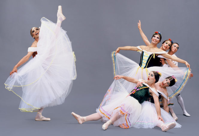 WIN TICKETS to Les Ballets Trockadero de Monte Carlo