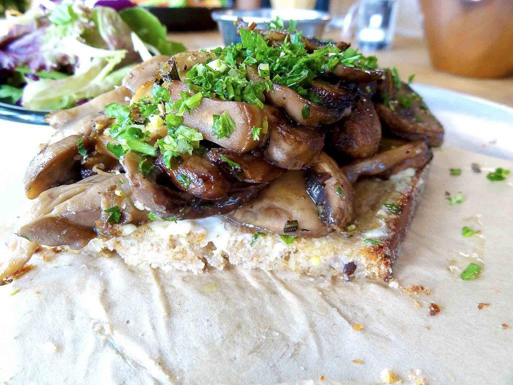 vegetarian brunch Vancouver