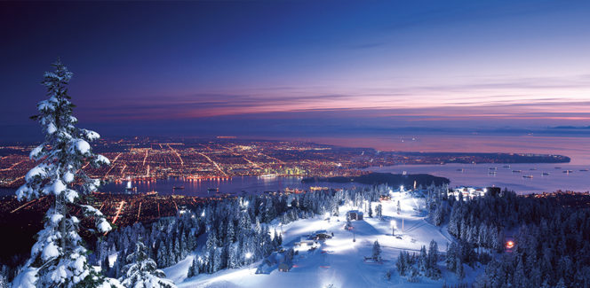 24 Hours of Winter at Grouse Mountain Resort in Vancouver