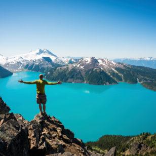 Panorama Ridge in Garibaldi Provincial Park