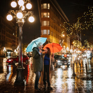 Healthy benefits of walking in the rain