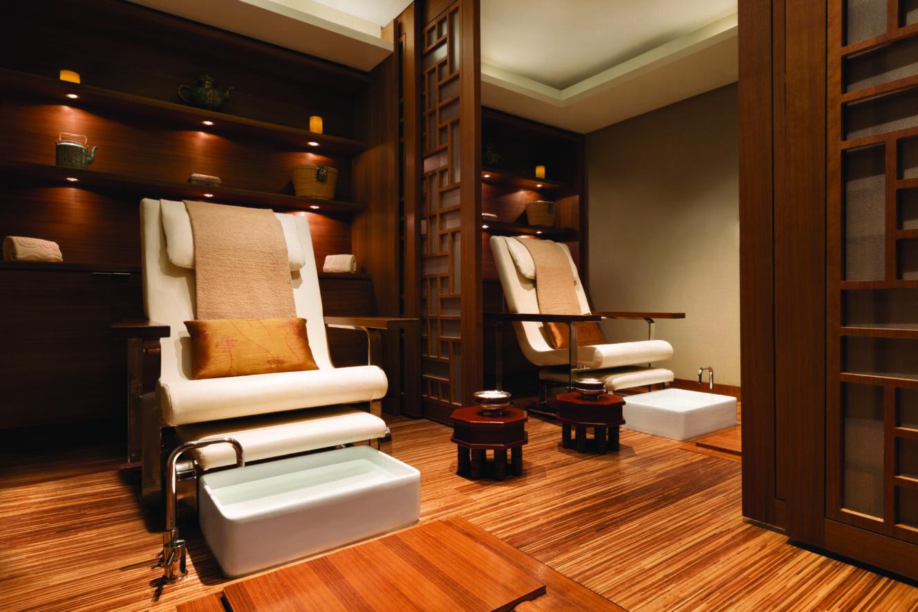 Vancouver spa retreats — CHI, The Spa Shangri-La Hotel, Vancouver