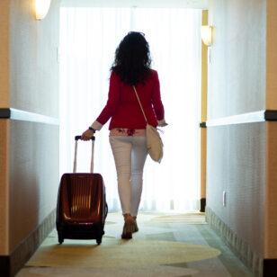 Hampton Inn Hotel staycation