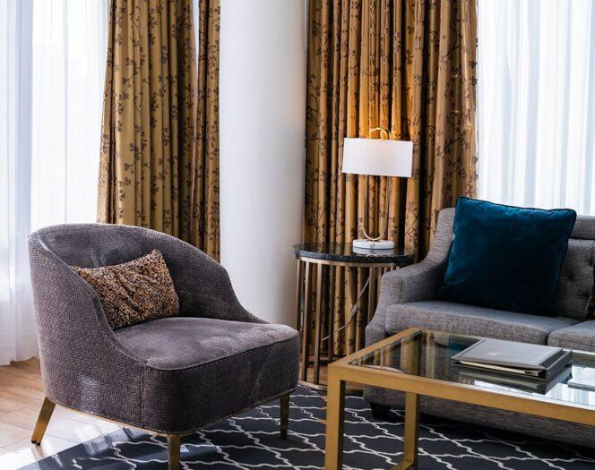 Lheritage hotel Vancouver staycation