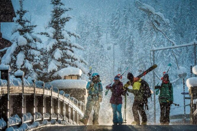 Apres-ski Vancouver