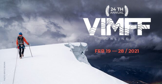 Vancouver International Mountain Film Festival 2021 poster