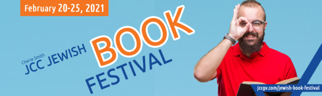 Get Ready for the 36th Annual JCC Jewish Book Festival Starts