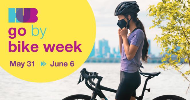 Go By Bike Week Banner