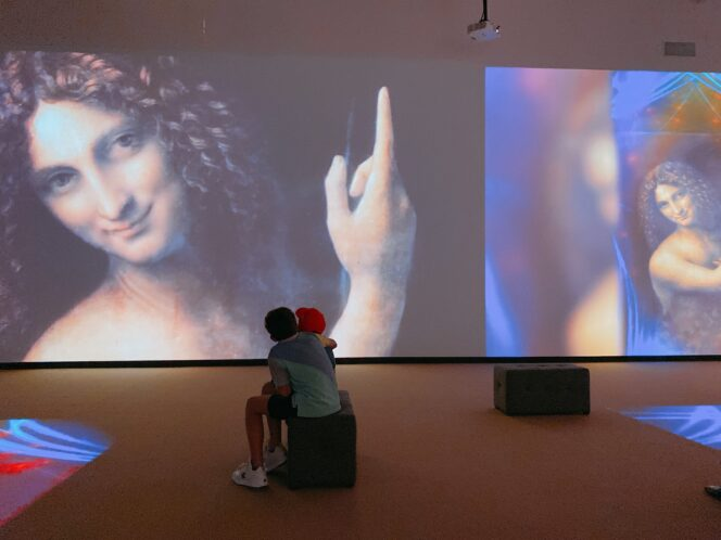 Art and Science Come to Life in the Immersive Da Vinci Experience