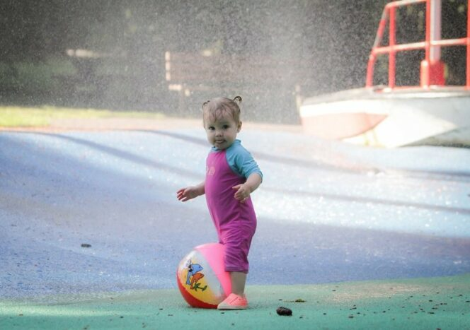 Queens Park Spray Park