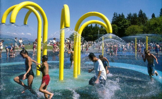 Stanley Park Water Park