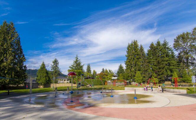 Cameron Park Spray Park
