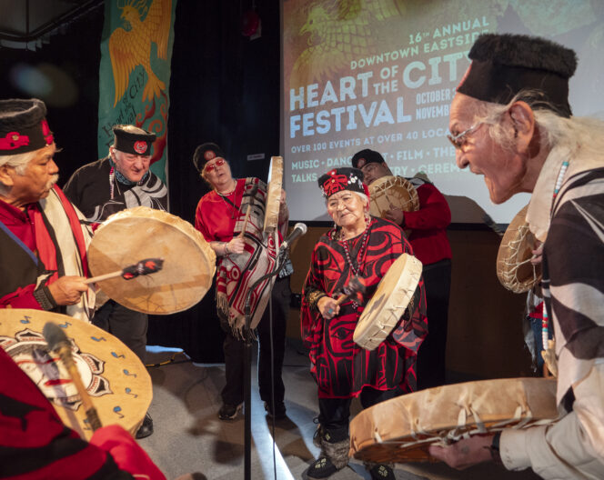 18th Annual Downtown Eastside Heart of the City Festival