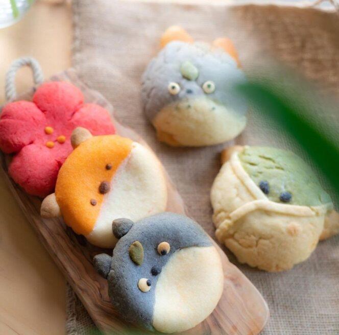 Asian inspired desserts can be found along Fraser Street in the Sunset neighbourhood