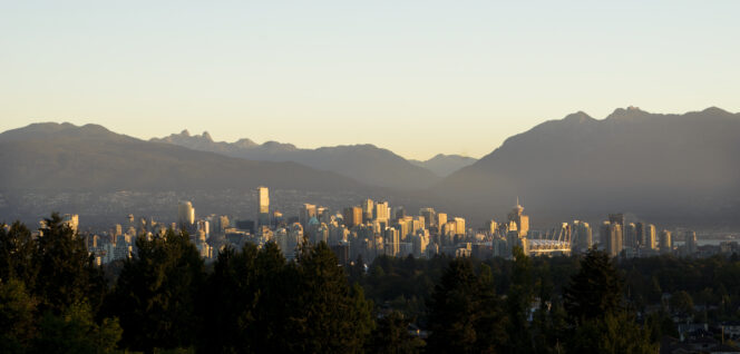 Vancouver's North Shore Mountains