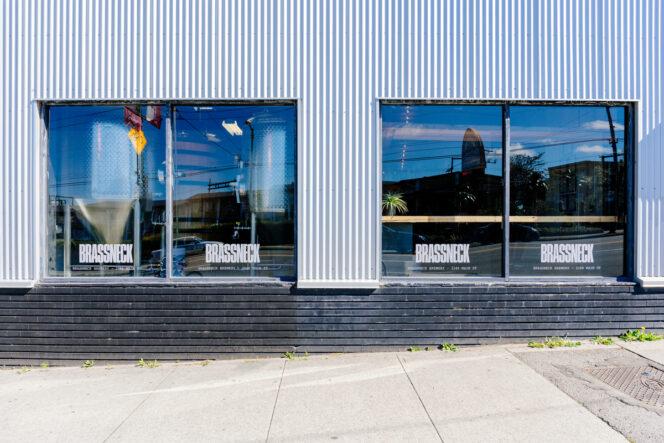 Brassneck Brewery in Vancouver's Mount Pleasant Neighbourhood